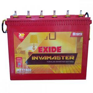 Exide Inva Master IMTT 1500 150Ah Battery