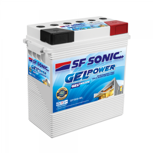 SF Sonic Gel Power - GP1500-GEL Inverter Battery
