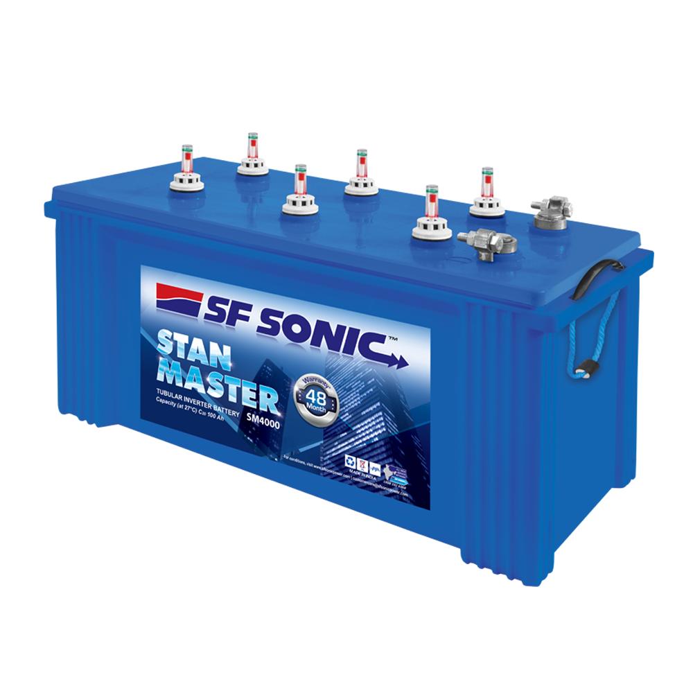 SF Sonic Stan Master -FSM0-SM4000 Battery