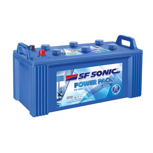 SF Sonic Power Pack 135AH PBX 1350 Battery
