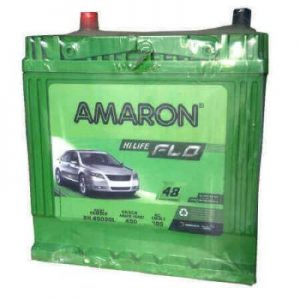Amaron FLO AAM-FL-0BH45D20L 45Ah Car Battery