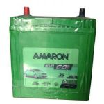 Amaron GO AAM-GO-0BH38B20R 35Ah Car Battery 1