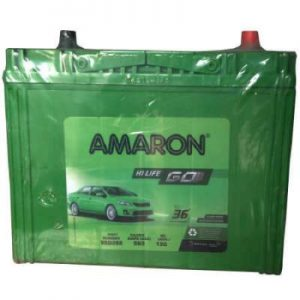 Amaron GO AAM-GO-00095D26L 65Ah Car Battery
