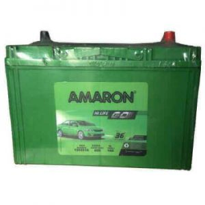Amaron GO AAM-GO-00135D31R 90Ah Car Battery