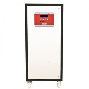 Apex 6 KVA 3Phase Air Cooled Servo Controlled Voltage Stabilizer