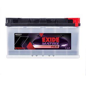Exide Matrix Red MTREDDIN100 Car Battery