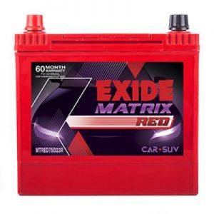Exide Matrix Red MTRED75D23L 68Ah Car Battery