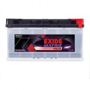 Exide Matrix Red MTREDDIN90 Car Battery