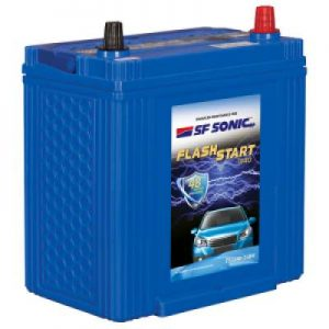 SF Sonic Flash Start 35Ah FS1080-35R Car Battery