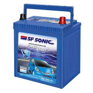 SF Sonic Flash Start 35Ah FS1800-35L Car Battery