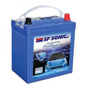 SF Sonic Flash Start 35Ah FS1800-35R Car Battery