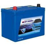 SF Sonic Flash Start 65Ah FS1080-70R Car Battery 1
